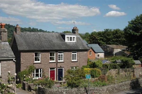 Kiwi Cottage in Powys