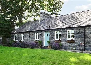 Knight Cottage in Gwynedd
