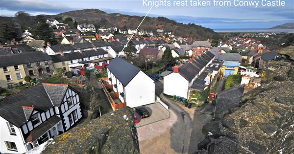 Knights Rest in Gwynedd