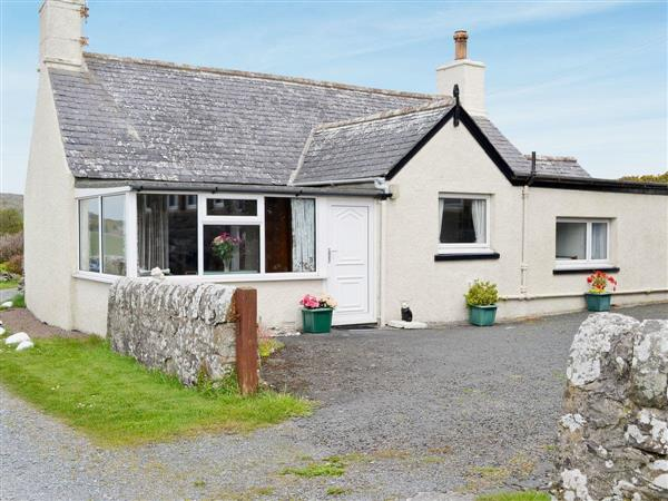 Knock School Cottage in Wigtownshire