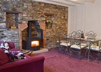 Knocknon Cottage in Kirkcudbrightshire