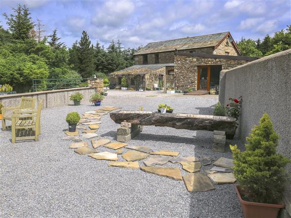 Knott Lodge in Cumbria