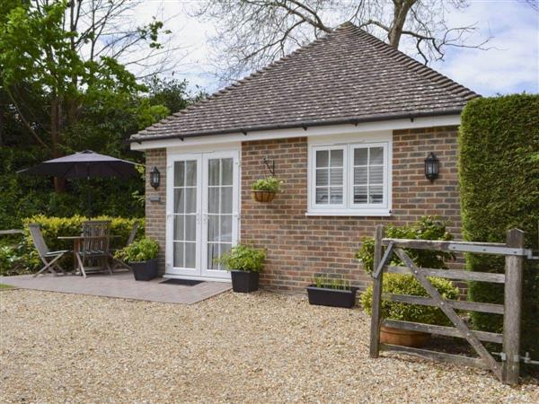 Knowle Lodge - Petit Knowle in West Sussex