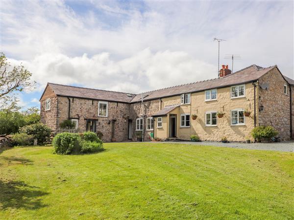 Kwenriths Cottage in Shropshire