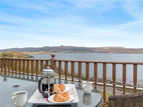 Kyles View in Isle Of Skye