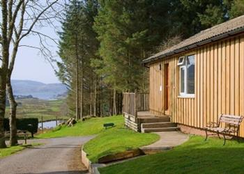 Lagnakeil Lodges - Ash in Argyll
