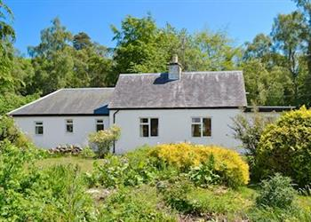 Laguna Cottage in Perthshire