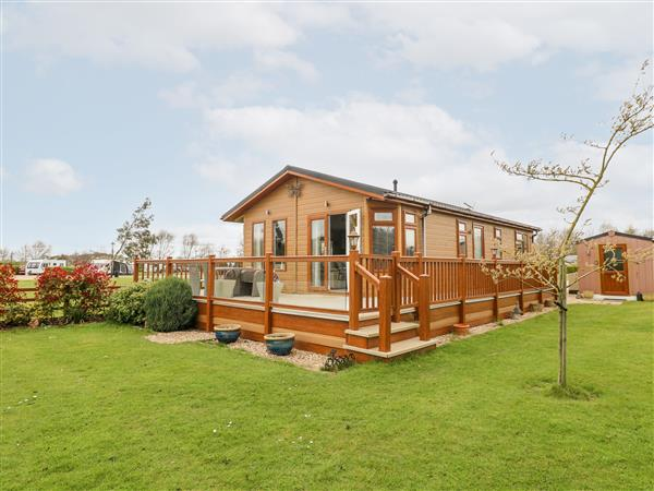 Lake View Lodge in Lincolnshire