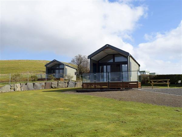 Lake Vyrnwy Luxury Glamping Pod 2, Llanwddyn, Powys