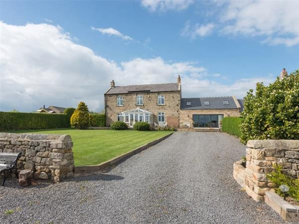 Laker Hall Farmhouse in Newton, near Corbridge, Northumberland
