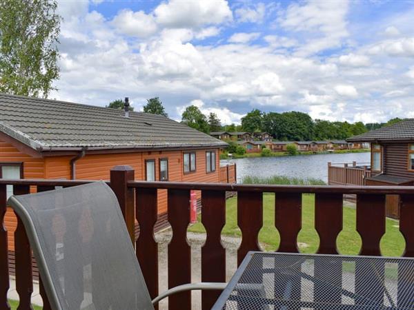 Lakeside in Lancashire