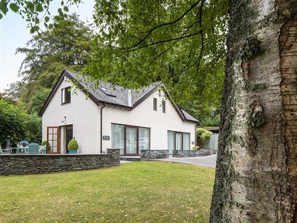 Lakeside Cottage in Cumbria