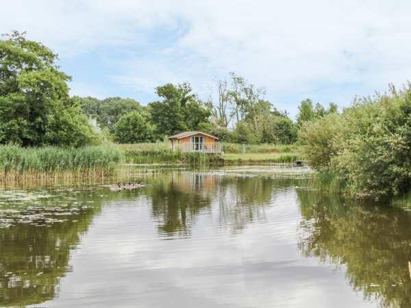 Lakeside Lodge in Norfolk