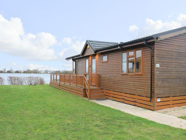 Lakeside Lodge in Lincolnshire