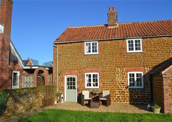 Lambert Cottage from Norfolk Hideaways
