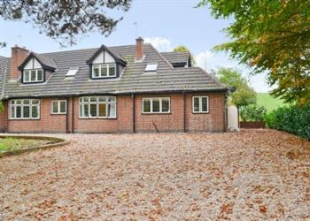 Lambley Lodge in Lowdham, Nottinghamshire