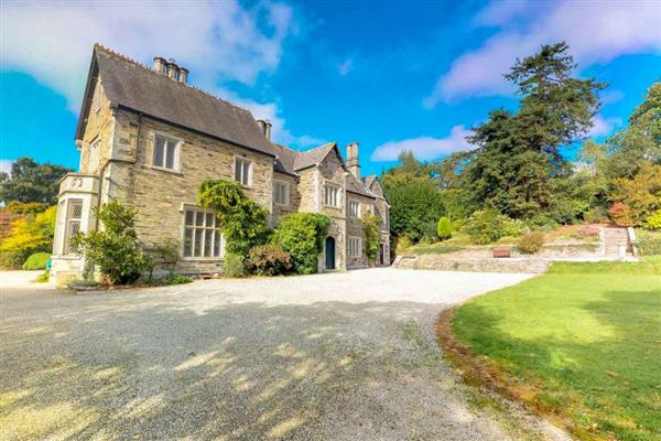 Lamellen House in St Tudy, North Cornwall