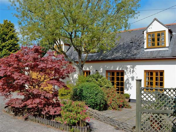 Lanacre Cottage in Mylor Bridge, near Falmouth, Cornwall