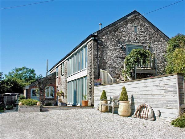 Landrends Barn - Skyber in Cornwall