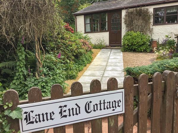 Lane End Cottage in Devon