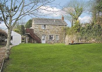 Lane End Cottage in Cornwall