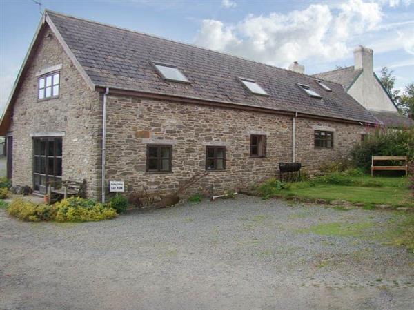 Lane Farm - Lane Farm Cottage in Painscastle, near Hay-on-Wye, Powys