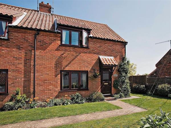 Langford Cottage in Norfolk