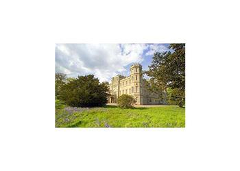 Langton Castle in Berwickshire