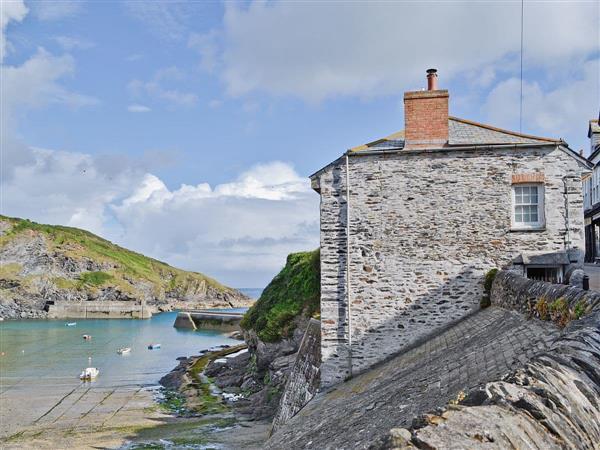 Lanroc House in Cornwall