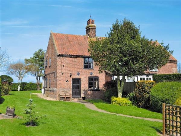 Lanthorn Cottage in Norfolk