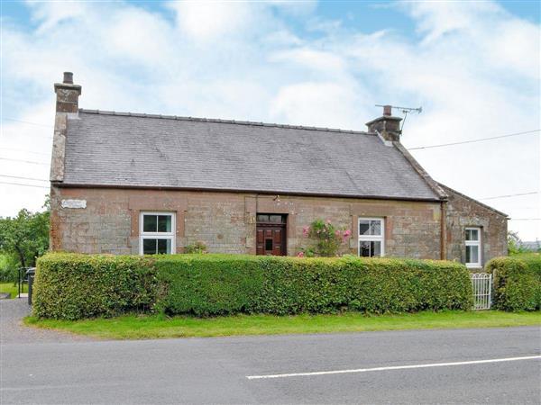 Lapstone Cottage in Dumfriesshire