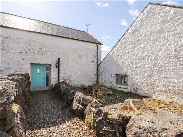 Lapwing Cottage in Kirkcudbrightshire