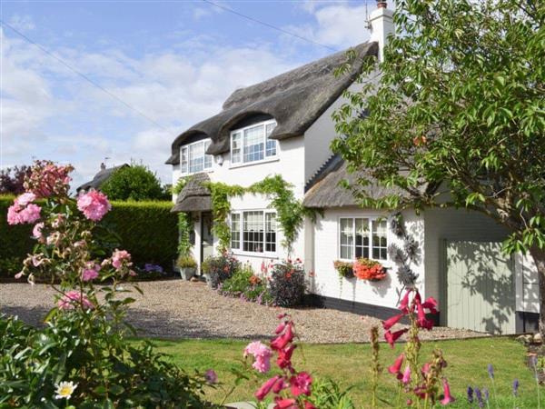 Larboard Cottage in Norfolk