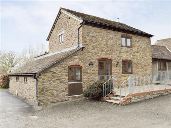 Larch Bed Cottage - Malvern View Country and Leisure Park in Herefordshire