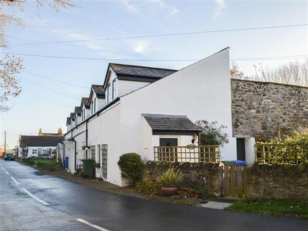 Larch Cottage in Northumberland