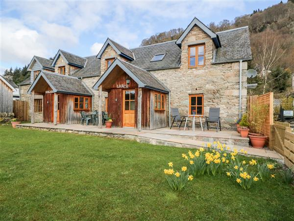 Larch Cottage from Sykes Holiday Cottages