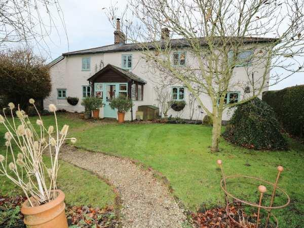 Larkwhistle Cottage in Wiltshire