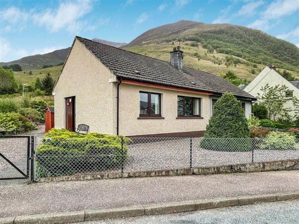 Laroch Cotage in Argyll