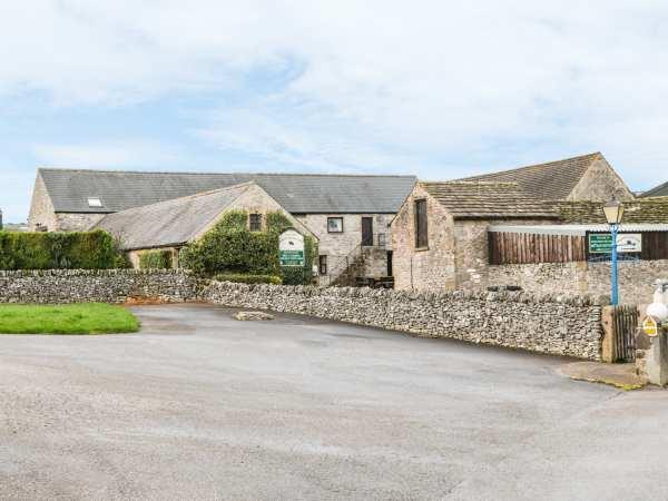 Lathkill Barn in Derbyshire