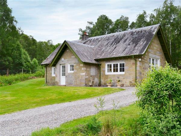 Laundry Cottage in Inverness-Shire