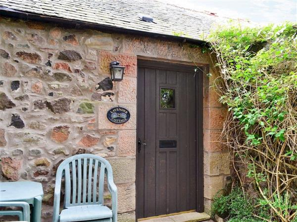 Lavender Cottage in Northumberland