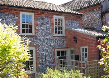 Lavender Cottage in Norfolk