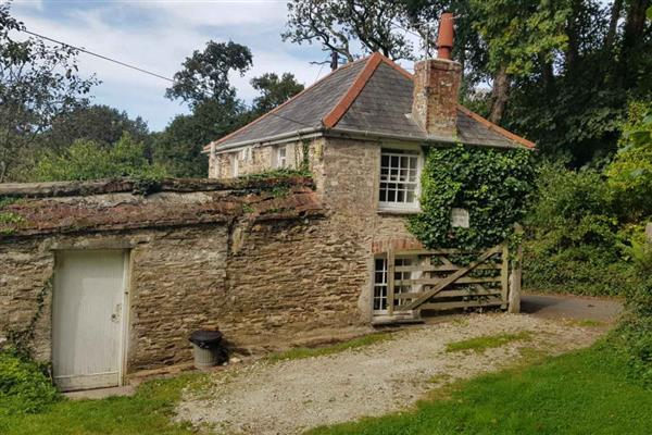 Lavender Cottage in Portscatho, The Roseland - Cornwall