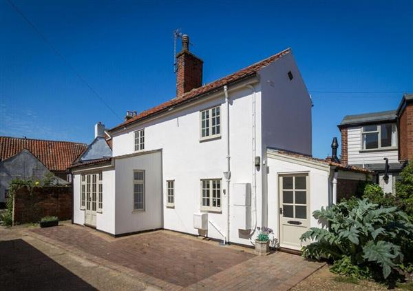 Lavender Cottage, Youngs Yard, Southwold
