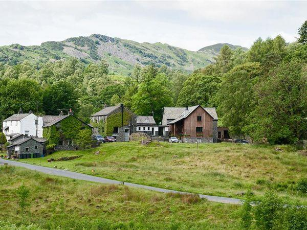 Le Chalet in Cumbria