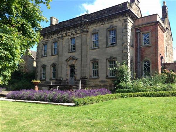 Lea Hall in Derbyshire