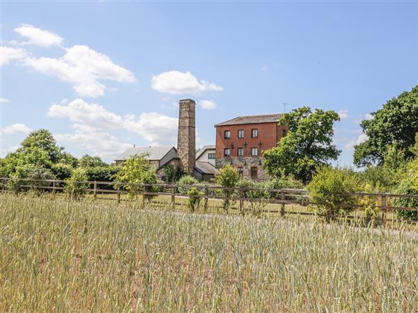 Leat Cottage Newland Mill in Devon