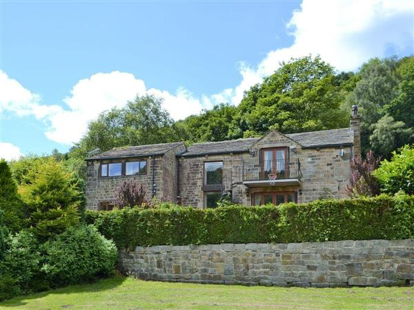 Lee Cottage in West Yorkshire