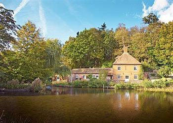 Leeds Castle Holiday Cottages - Weir Cottage in Kent