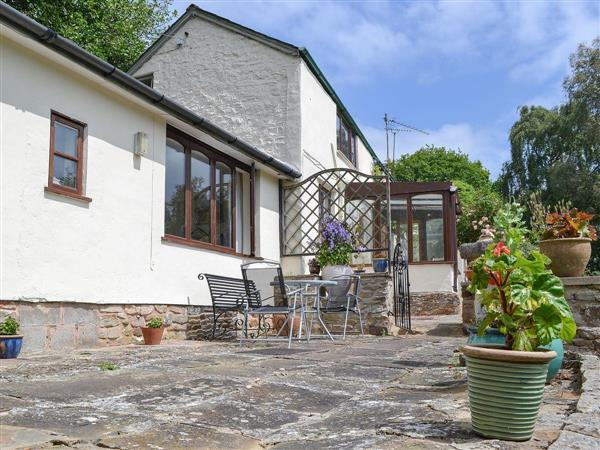 Leys Hill Farm Cottage in Herefordshire